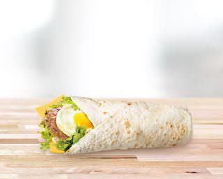 Hommiku McWrap™ <br>sealiha ja munaga