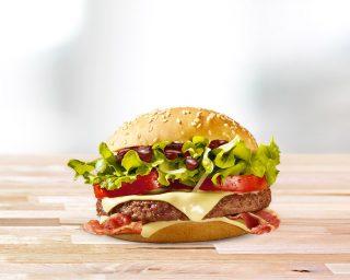 Big Tasty™ BBQ-kastmega